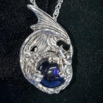 Ball Round Dragon - Blue