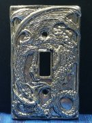 Dragon 1-Gang Single Toggle Midsize Light Switch Wall Plate